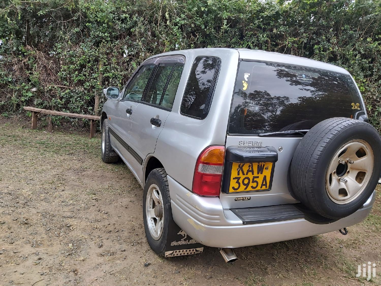 Suzuki Escudo 1999 Silver | Cars for sale in Woodley/Kenyatta Golf Course, Nairobi, Kenya