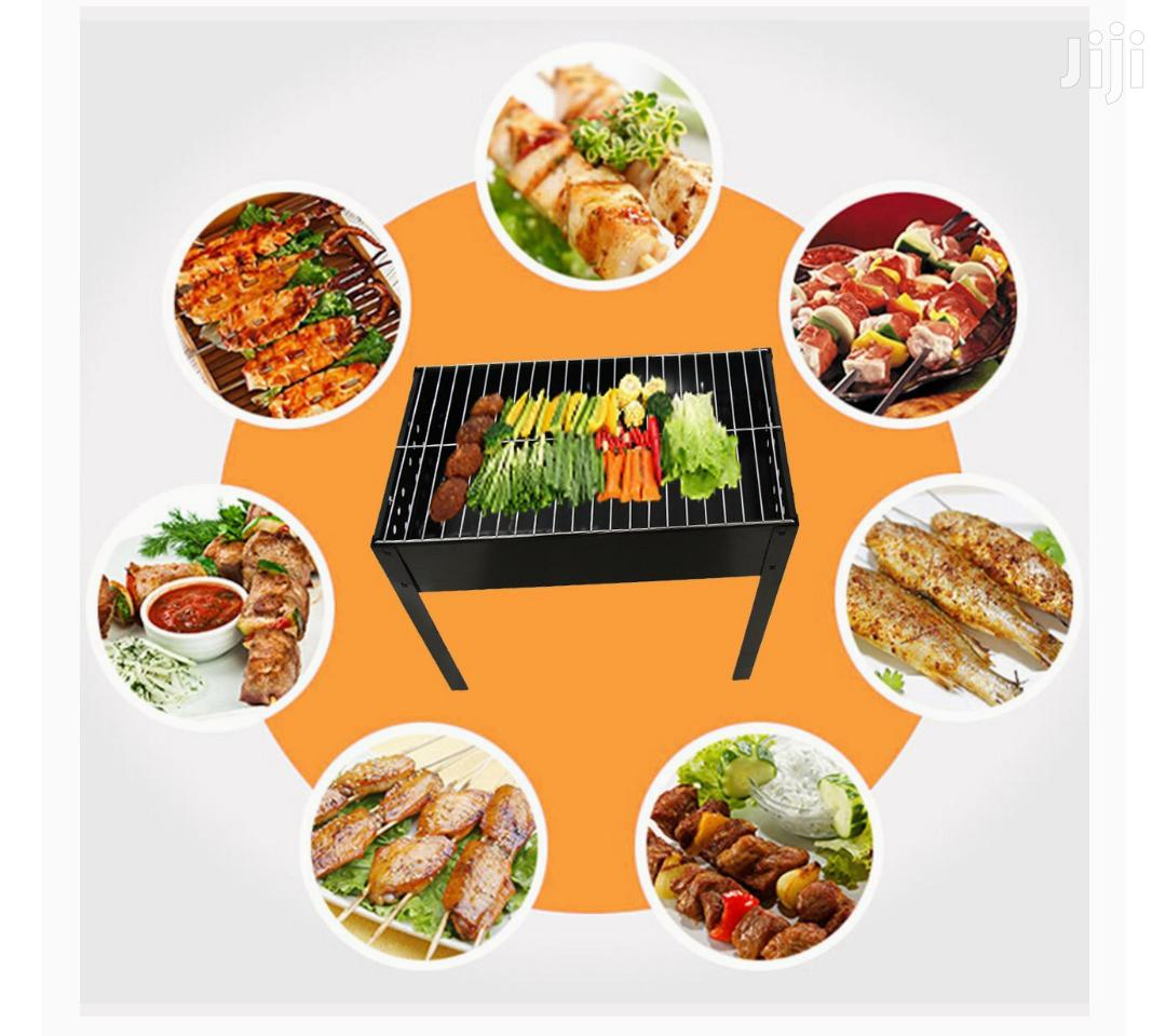 New Haide Portable Bbq Grills With Handles