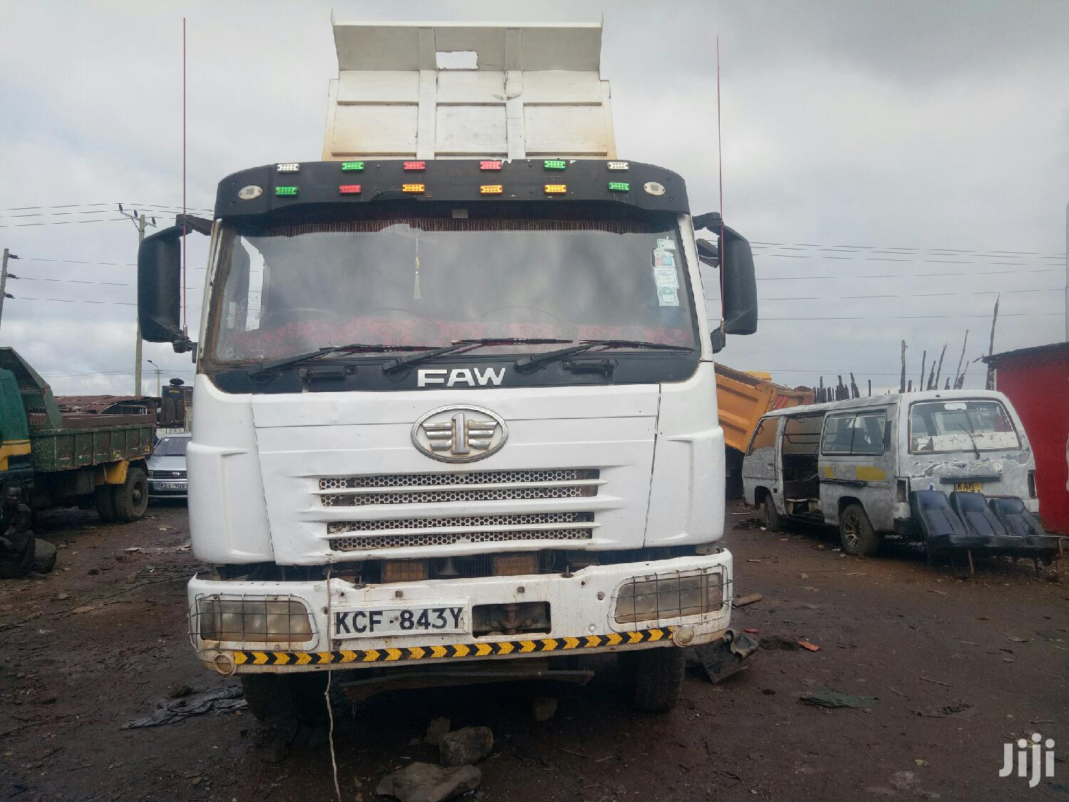 Faw Tipper | Trucks & Trailers for sale in Eldoret CBD, Uasin Gishu, Kenya