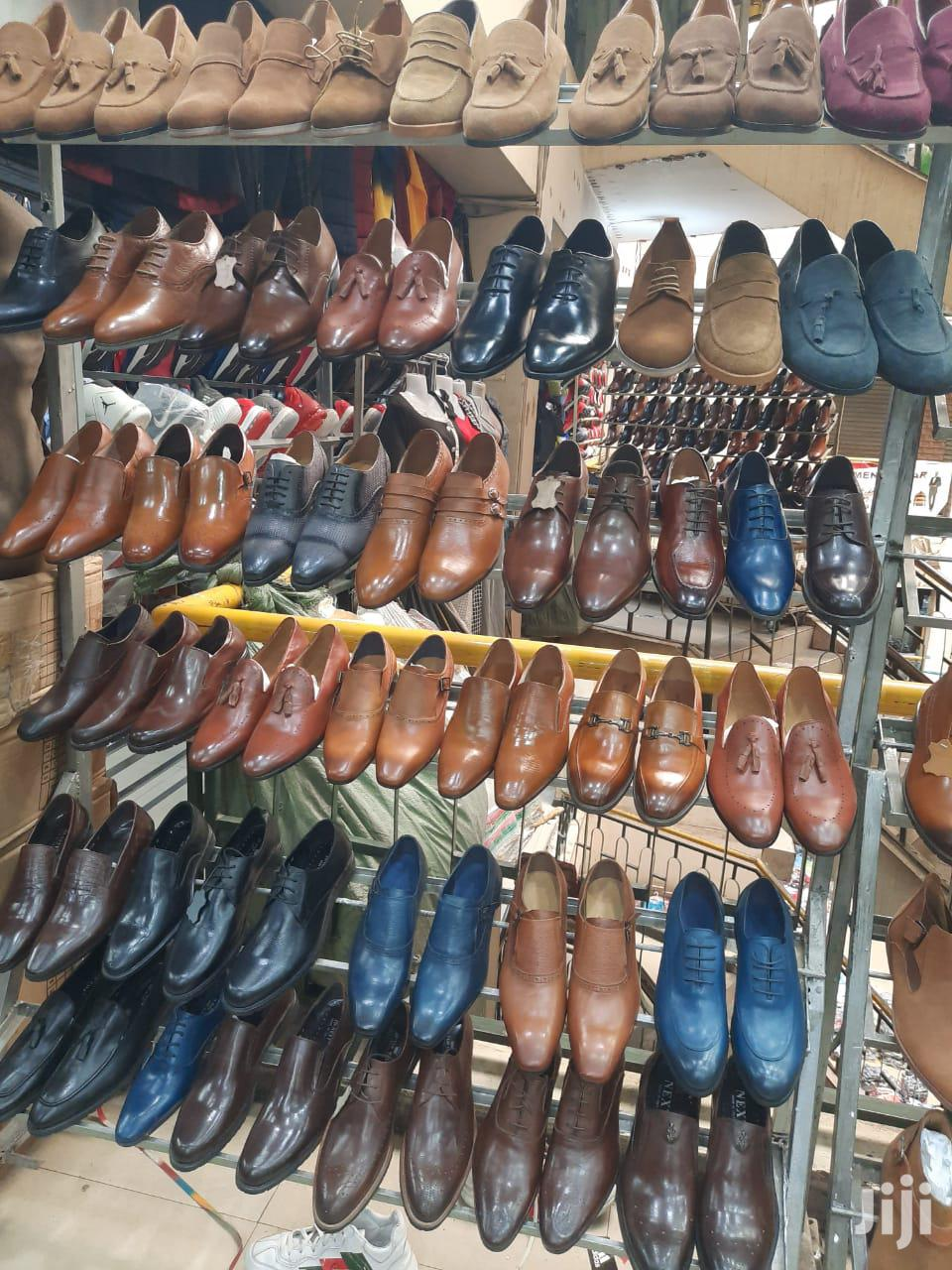 Authentic Men's Formal Boots