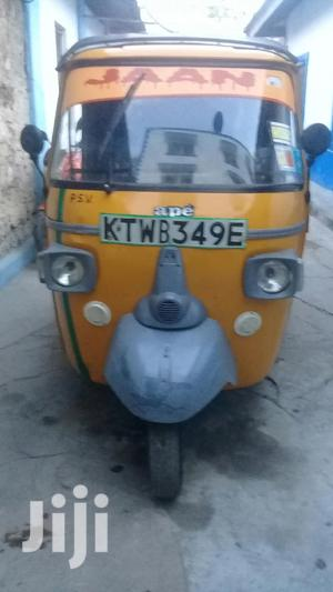 Piaggio 2018 Yellow | Motorcycles & Scooters for sale in Mvita, Majengo