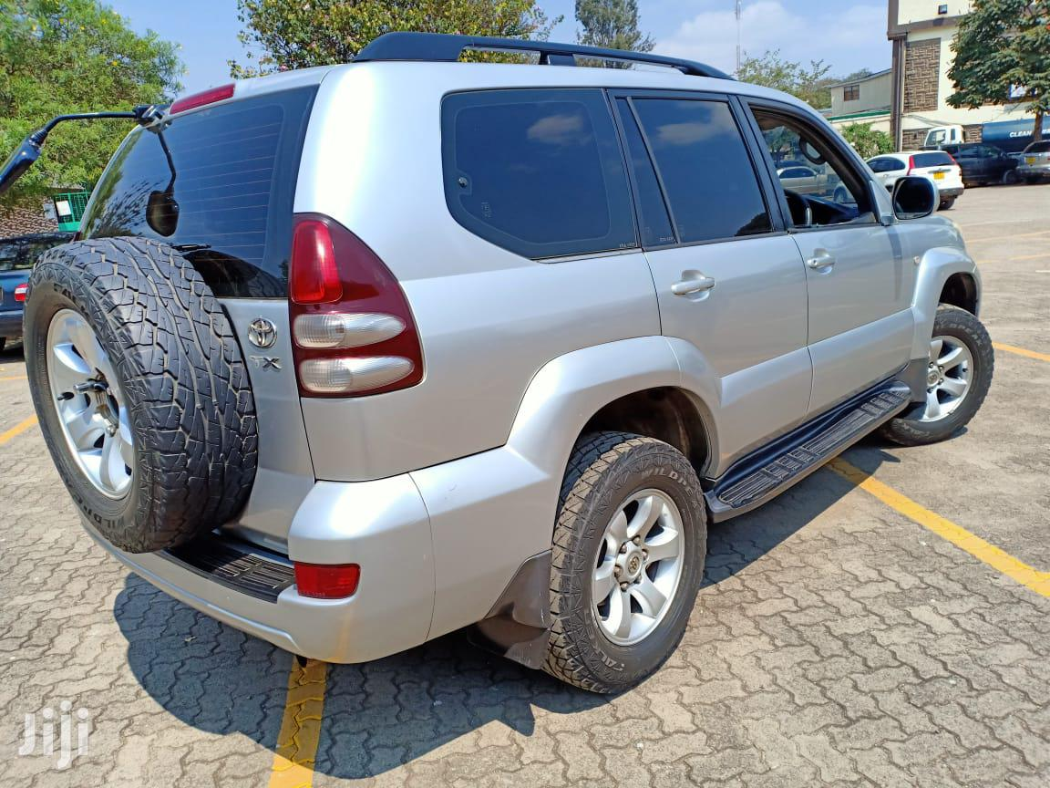 Toyota Land Cruiser Prado 2004 Silver | Cars for sale in Woodley/Kenyatta Golf Course, Nairobi, Kenya