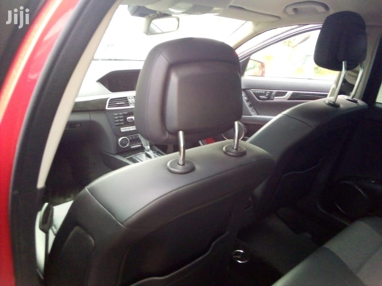 Mercedes-Benz C200 2013 Red | Cars for sale in Mvita, Mombasa, Kenya