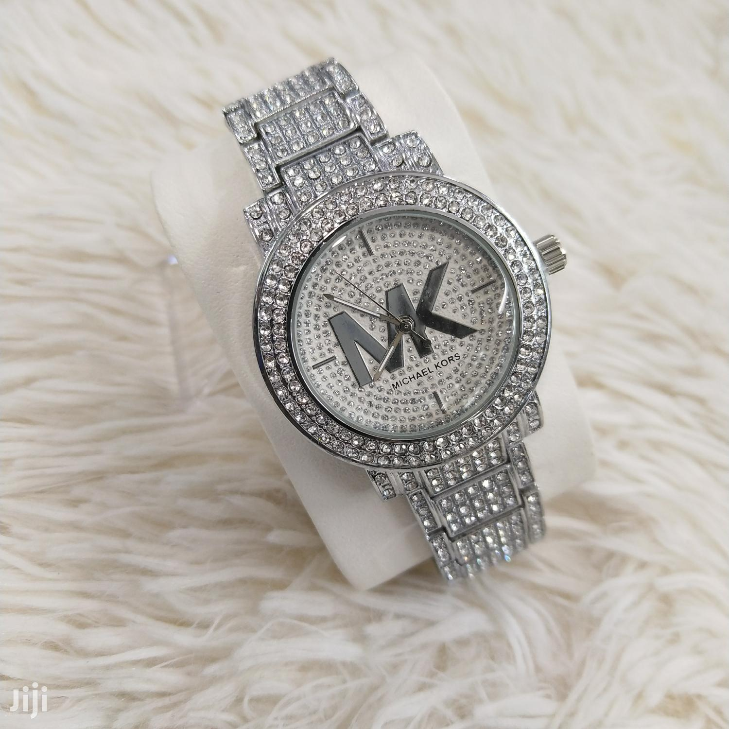 Iced Out Ladies Wrist Watch | Watches for sale in Nairobi Central, Nairobi, Kenya