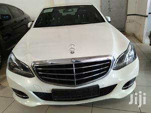 Mercedes-Benz E200 2013 White   Cars for sale in Mombasa, Tudor