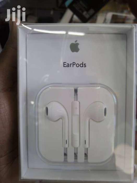 Original Earpods Handsfree/Mic For iPhone 5 5C 6 6S 6S Plus