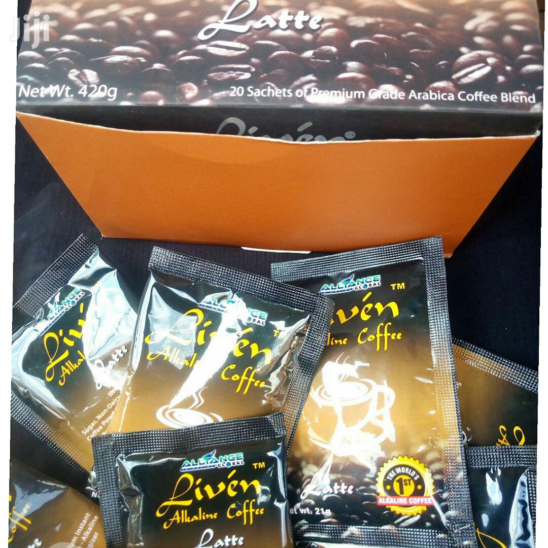 Liven Latte Alkaline Coffee | Meals & Drinks for sale in Nairobi Central, Nairobi, Kenya