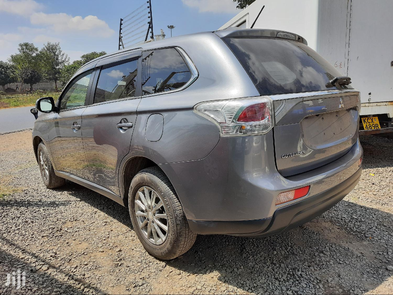 Mitsubishi Outlander 2013 Silver   Cars for sale in South C, Nairobi, Kenya