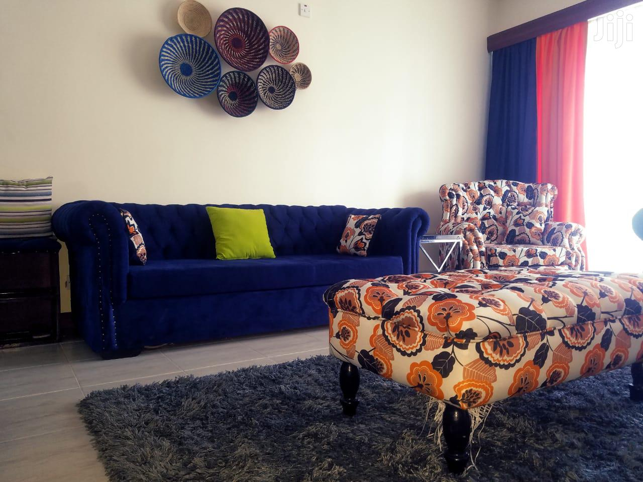 3 Bedrooms Furnished Apartment In Nyali