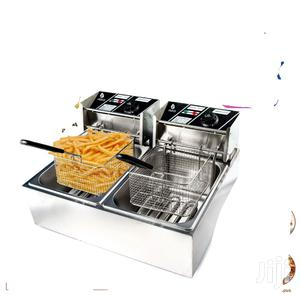 Doubke Deep Fryer | Kitchen Appliances for sale in Nakuru, Nakuru Town East
