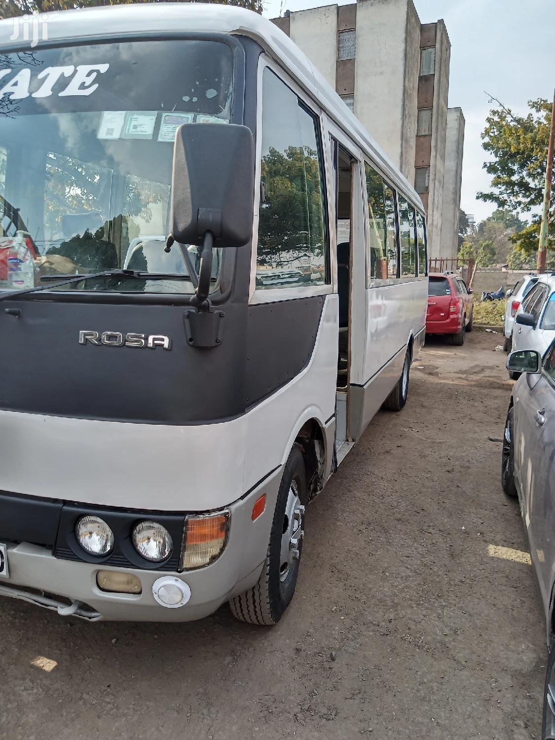 Mitsubishi Rosa | Buses & Microbuses for sale in Nairobi Central, Nairobi, Kenya