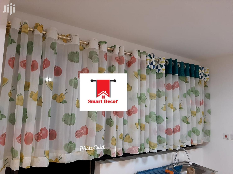 Archive Modern Kitchen Curtain In Nairobi Central Home Accessories Smart Decor Jiji Co Ke