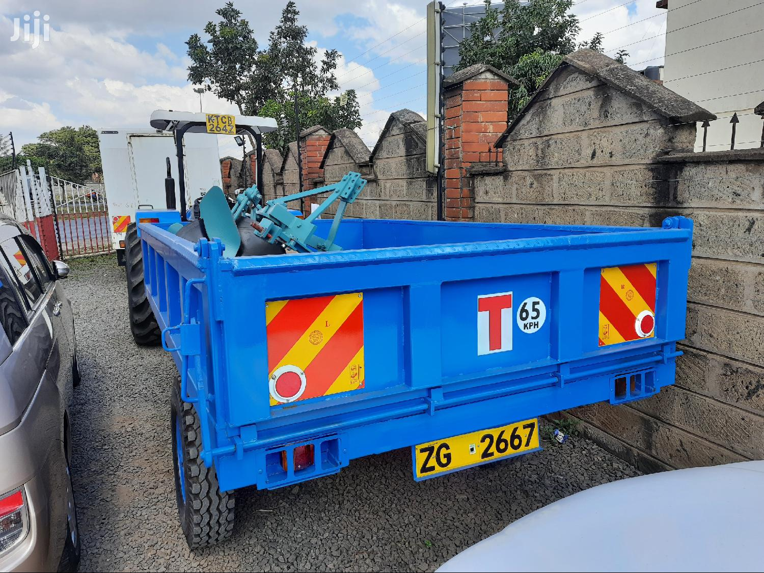 New Holland TT55 4WD Tractor   Heavy Equipment for sale in South C, Nairobi, Kenya
