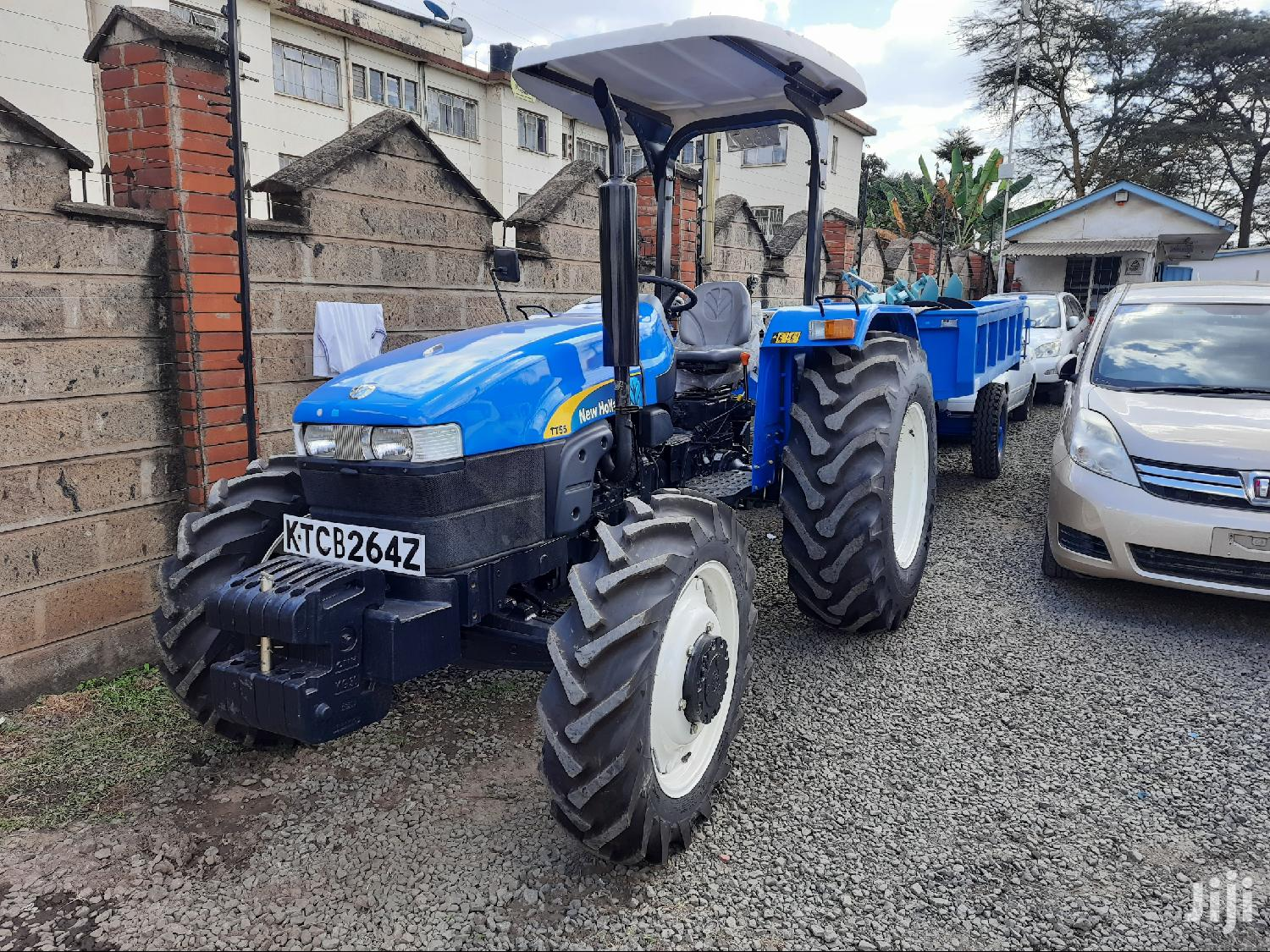 New Holland TT55 4WD Tractor