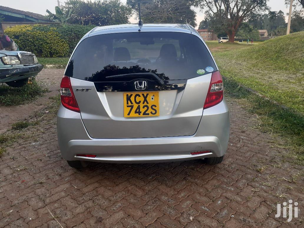 Honda Fit 2012 Silver | Cars for sale in Nairobi Central, Nairobi, Kenya