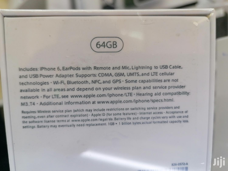 New Apple iPhone 6 64 GB Gray | Mobile Phones for sale in Nairobi Central, Nairobi, Kenya