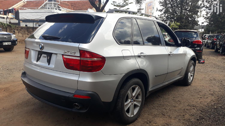 BMW X5 2009 Silver | Cars for sale in Kilimani, Nairobi, Kenya