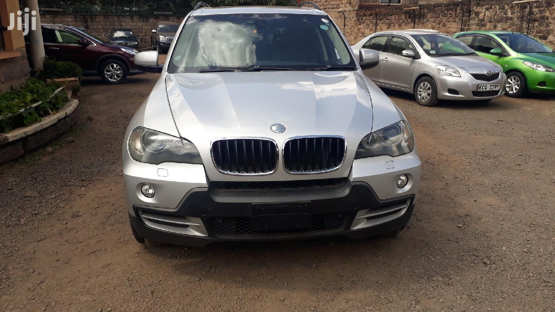 BMW X5 2009 Silver