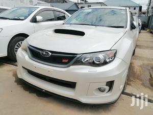 Subaru Impreza 2012 WRX Hatchback STI White | Cars for sale in Mombasa, Mvita