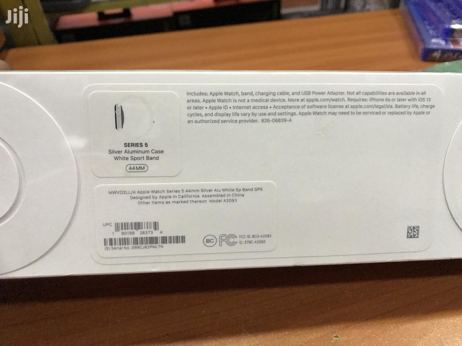Apple Series 5 44mm Brand New | Smart Watches & Trackers for sale in Nairobi Central, Nairobi, Kenya