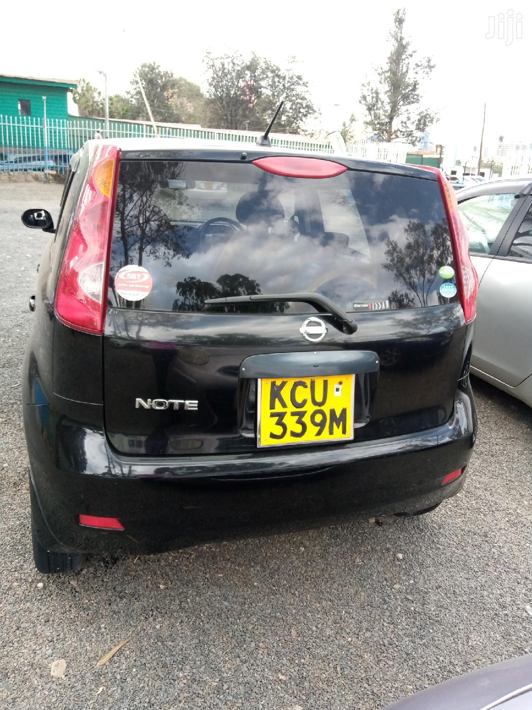 Archive: Nissan Note 2012 Black