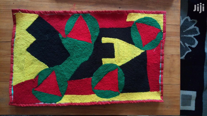 Archive: Beautiful Handmade Colourful Door Mats.