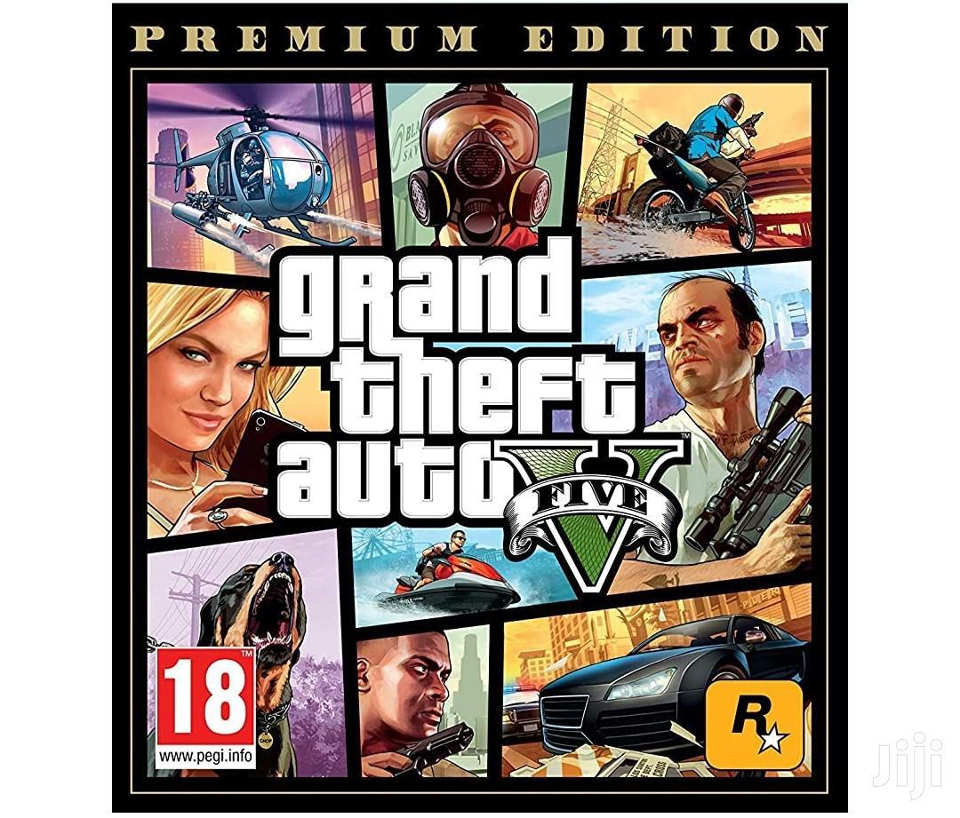GTA 5 Premium Online Edition Key For PC