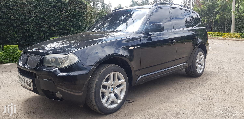 BMW X3 2.5i 2009 Black | Cars for sale in Karen, Nairobi, Kenya