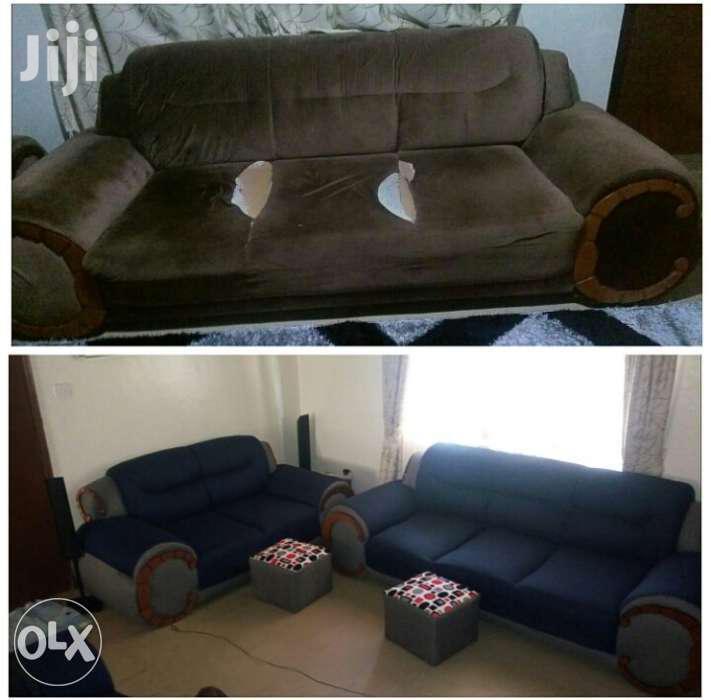 Best Sofa Renewal/Refurbish And Repairs Proffesionals | Repair Services for sale in Donholm, Nairobi, Kenya