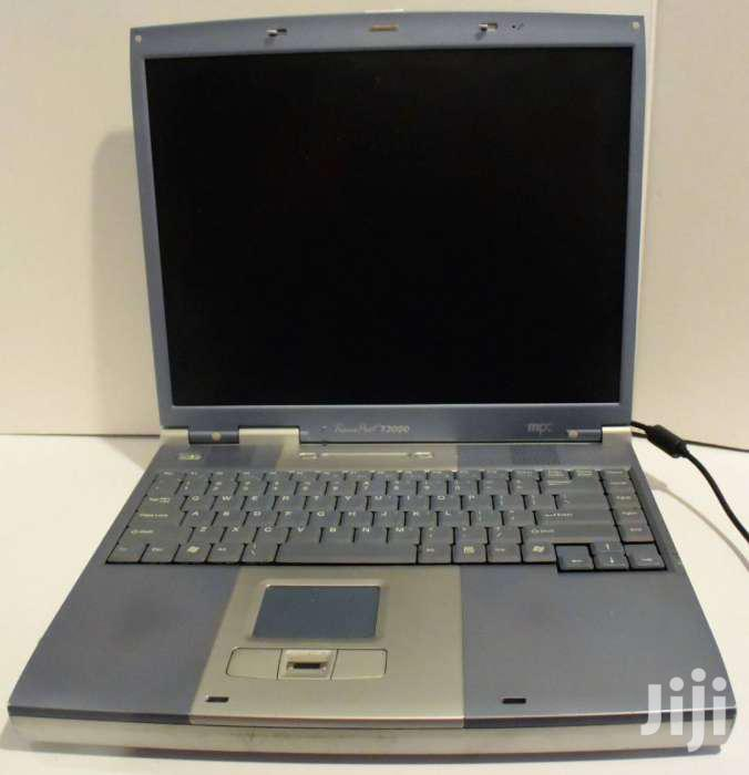 Archive: Fujitsu MPC Transport T3000, 15in. Notebook/Laptop