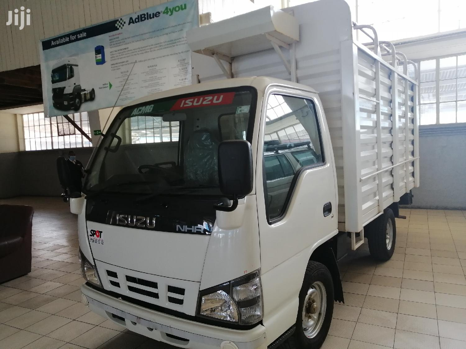 Archive: Isuzu NHR Available for Sale. Just Like New.