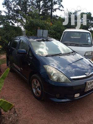 Toyota Wish 2005 Blue