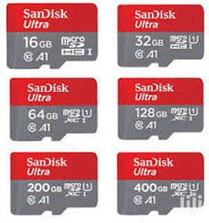 Sandisk Class 10 Ultra 400GB Microsdxc UHS-I Card
