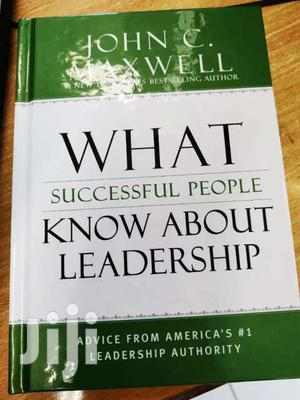 John C. Maxwell  What Successful People Know About Leadership | Books & Games for sale in Nairobi, Nairobi Central