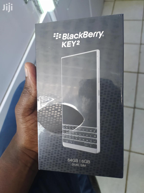 New BlackBerry KEY2 64 GB Black