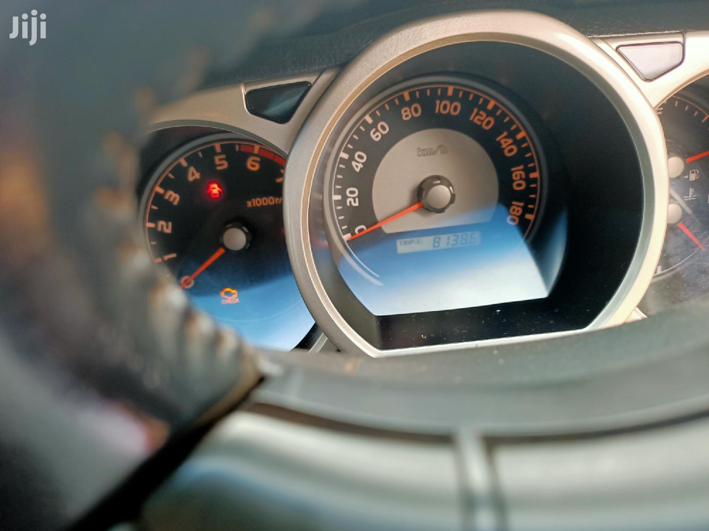 Archive: Toyota Surf 2008 Black