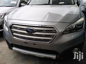 Subaru Outback 2015 Gray   Cars for sale in Mombasa, Mvita