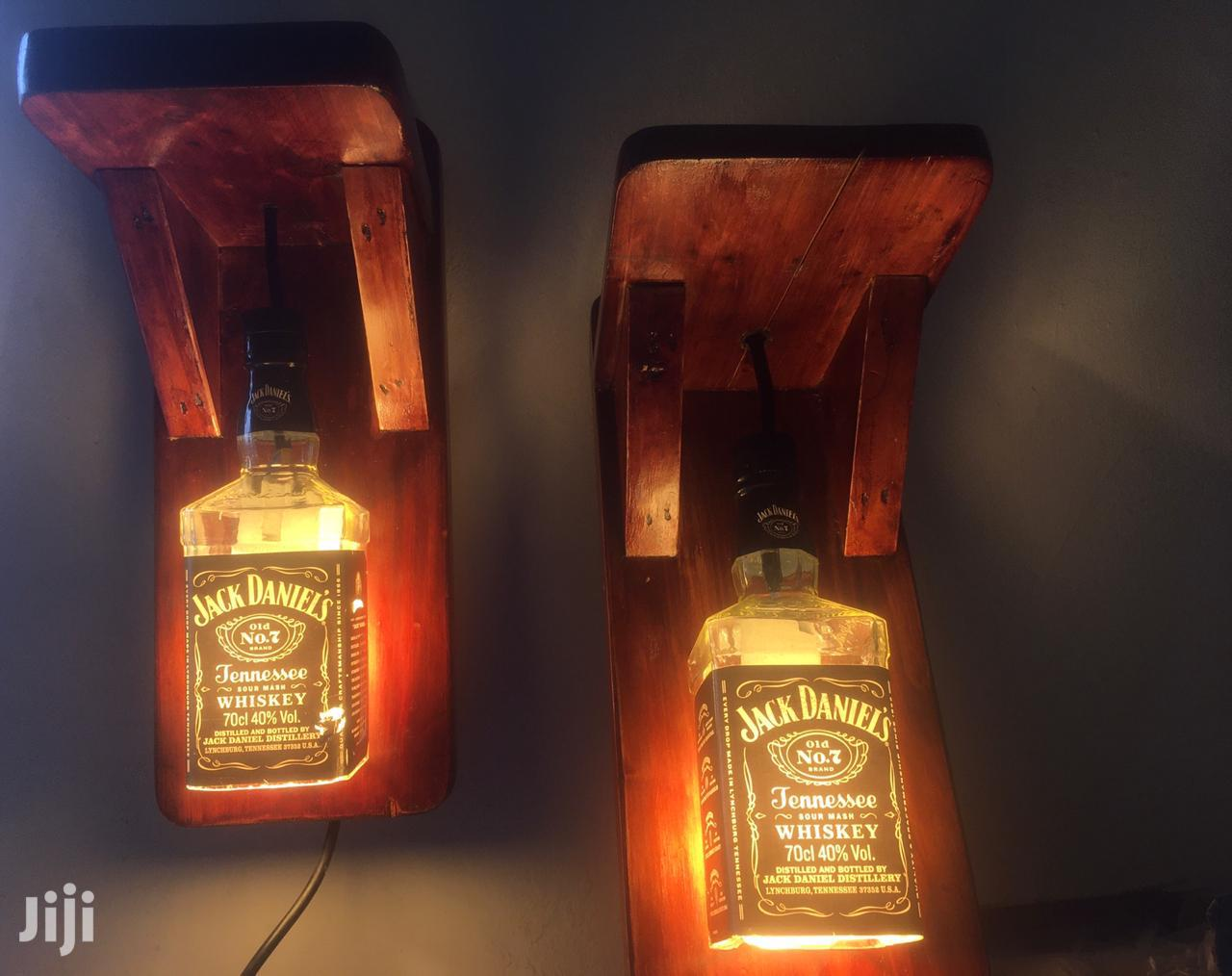 Liquor Bottles Lighting Fixtures | Arts & Crafts for sale in Westlands, Nairobi, Kenya