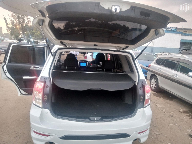 Subaru Forester 2010 White | Cars for sale in Nairobi Central, Nairobi, Kenya