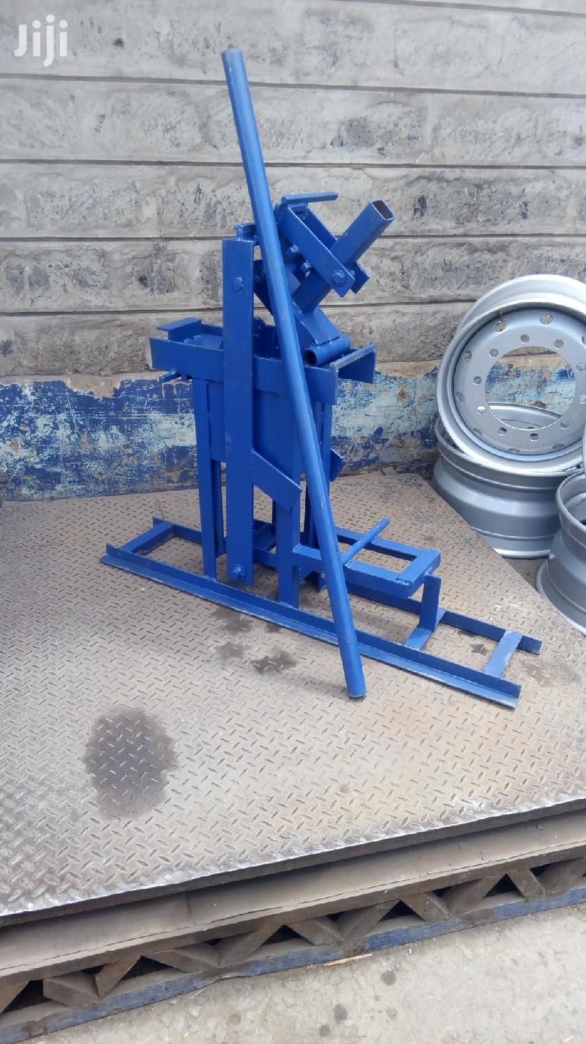 Soil Interlocking Brick Machines | Manufacturing Equipment for sale in Njiru, Nairobi, Kenya