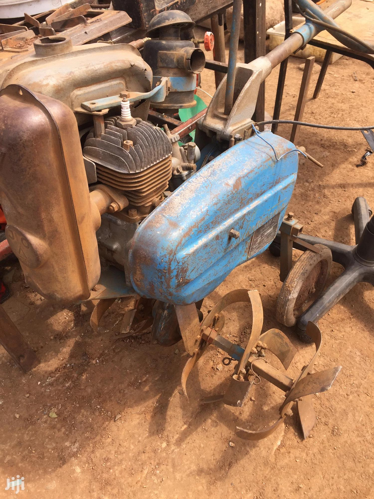 Landmaster L150 Cultivator