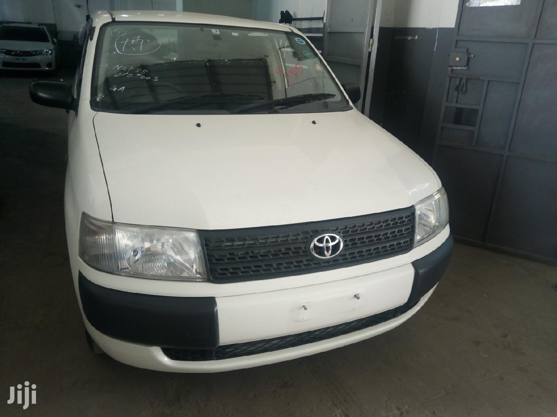 Toyota Probox 2013 White