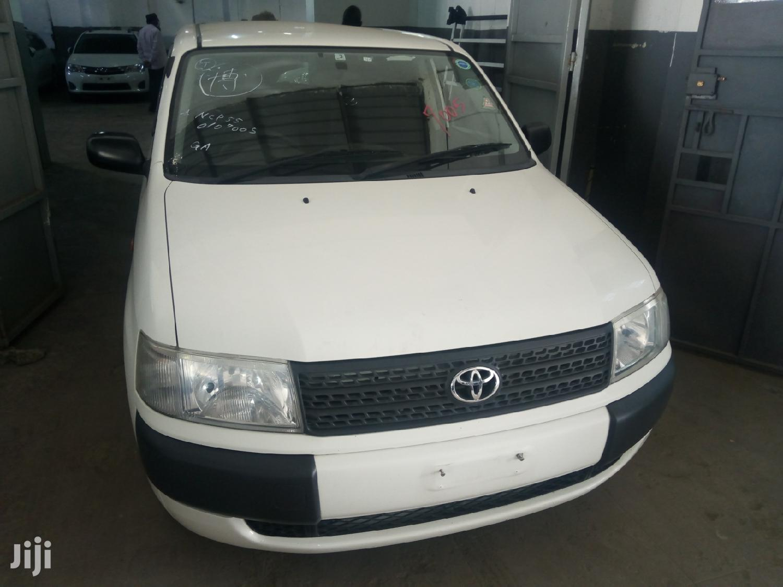 Toyota Probox 2013 White   Cars for sale in Mvita, Mombasa, Kenya