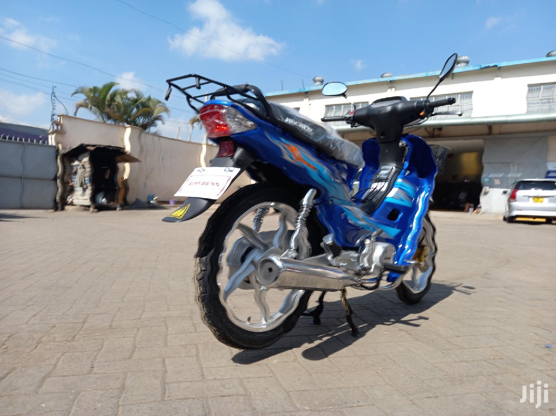 New Jincheng JC Blue   Motorcycles & Scooters for sale in Landimawe, Nairobi, Kenya