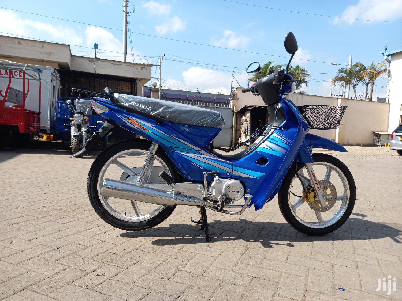 New Jincheng JC Blue