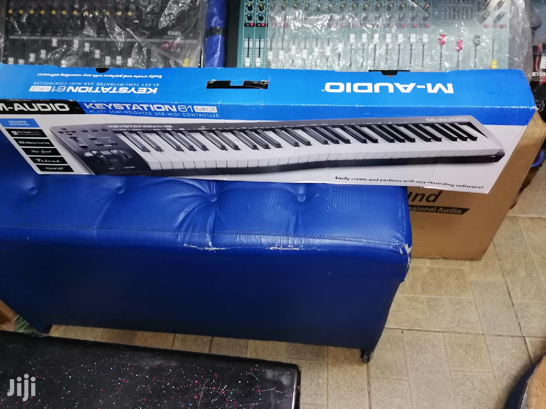 M-audio 61 Keys Midi Keyboard
