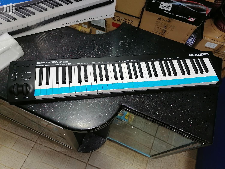 M-audio 61 Keys Midi Keyboard | Musical Instruments & Gear for sale in Nairobi Central, Nairobi, Kenya