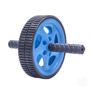 ABS Wheel Abdominal Roller Workout Exercise Arm and Waist Fi   Sports Equipment for sale in Nairobi, Nairobi Central