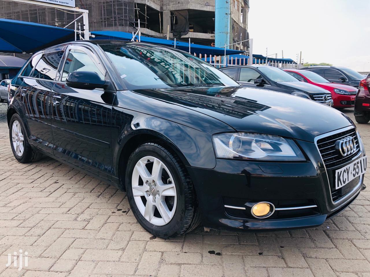 Audi A3 2013 Black