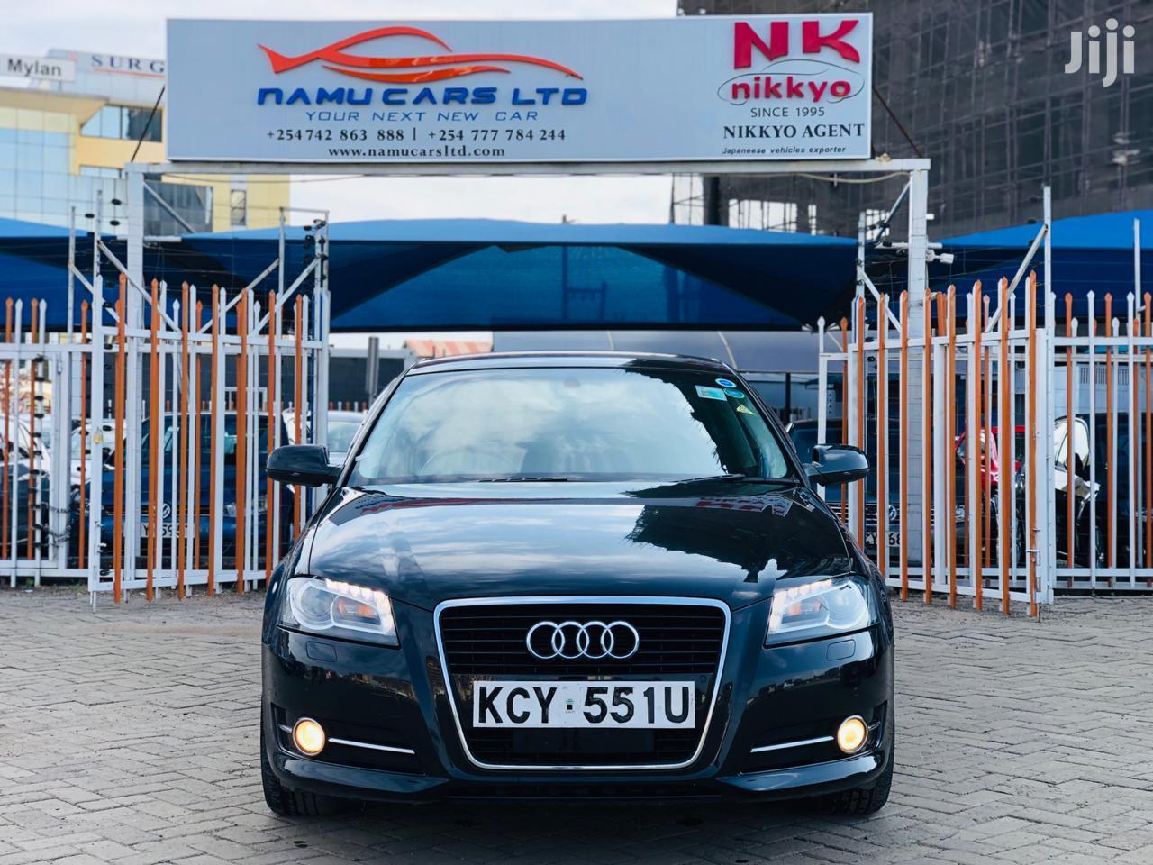 Audi A3 2013 Black | Cars for sale in Nairobi South, Nairobi, Kenya